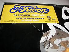 "J-KWON HOOD HOP 12"" Single NM SoSoDef SSD-62098-1 2004 PROMO"