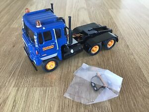 CORGI HEAVY HAULAGE SCAMMELL CRUSADER TRACTOR UNIT PICKFORDS 1/50