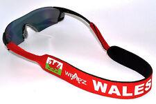 Wrapz WALES flottant néoprène lunettes strap head band 45cm welsh sangle seulement