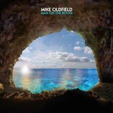 MIKE OLDFIELD - MAN ON THE ROCKS: CD ALBUM (January 27th, 2014)