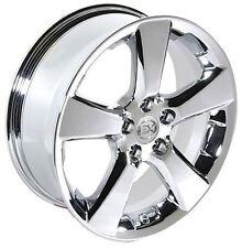 "18x7"" Factory Style Lexus Spec RX330 Wheel One NEW ES IS 2004-09 Rim Chrome"
