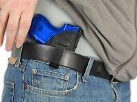 Barsony IWB Gun Concealment Holster for Kahr, Beretta 380 Ultra-Comp 9mm 40 45