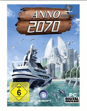 Anno 2070 Complete UPLAY Key Pc Game Download Global Code Spiel