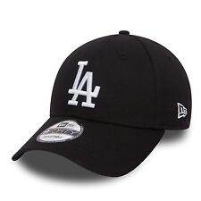 NEW ERA Black LA Dodgers Essential 9Forty Cap BNWT