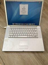 Apple Mac Powerbook G4 15 inch 512 Mb