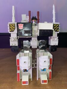 Hasbro Transformers G1 - 1986 - Metroplex - Vintage - 3D Print - Replicate Accs