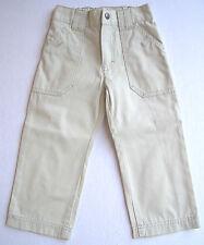 LEMMI Boy Baumwoll Sommer Hose beige Gr. 92  UVP 34,95 €  Nr.  2