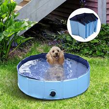160 x 30cm PISCINE pour Chien Doggy animal de compagne Nager Bleu GRATUIT dedhl