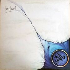 1974 PROG ROCK -  PETER HAMMILL - SILENT CORNER AND THE EMPTY STAGE LP - UK 1ST