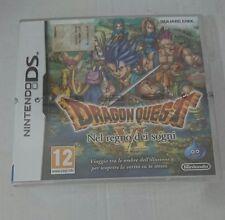 Dragon Quest VI  6 Nel regno dei sogni DS VERSIONE ITALIANA NUOVO SIGILLATO RARO