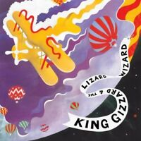 King Gizzard & The Lizard Wizard - Quarters (Vinyl Used Very Good)
