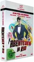 Abenteuer in Rio - Jean-Paul Belmondo - Filmjuwelen DVD - sofort lieferbar!