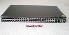Dell PowerConnect 3548 48-Port 10/100 switch di rete 2 x GB uplink