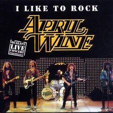 April Wine-I Like To Rock  (UK IMPORT)  CD NEW