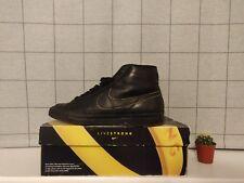 Nike Blazer Mid Supreme Livestrong -Black  8 UK off white