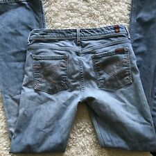 Seven for all mankind women's jeans Flynt size 28