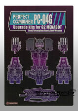 Perfect Effect PC-04G Upgrade kits for CW G2 Menasor UPGRADE SET TRANSFORMERS