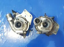 JAGUAR S-TYPE 2.7 TDi V6 PAIR TURBO 4R8Q-6K682-AK /4R8Q-6K682-BL/ LEFT AND RIGHT
