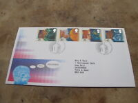 1994 GB First Day Cover / FDC - Digital Medical Discoveries