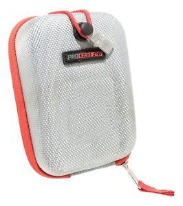 For Bushnell / GoGoGo Golf Rangefinder Case & Clip V3,V4,V5 & Callaway,TecTecTec
