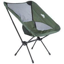 Trespass Lightweight Folding Camping Chair With Carry Bag