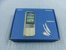 Original Nokia C5-00 Warm Grey! Neu & OVP! Ohne Simlock! Unbenutzt! RAR!