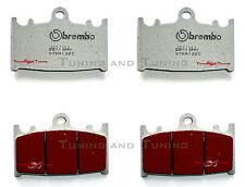 PASTILLAS DE FRENO DELANTERO BREMBO SC PARA SUZUKI GSX F 650 2010 2011  07KA13SC