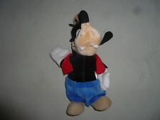 Vintage Wow Little Boppers Goofy Worlds Of Wonder 1987 Dancing Plush Figure Toy