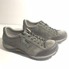 Dansko Paisley Grey Women, Hiking Waterproof, Slip Resistant, Vibram US 9,EU 40
