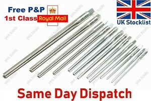 HSS Taper Pin Reamer Metric Imperial 2mm 2.5mm 3mm 3.5mm 4mm 4.5mm 5mm 1/8 1/4