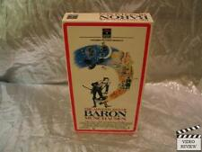 The Adventures of Baron Munchausen (VHS, 1990) John Neville Eric Idle
