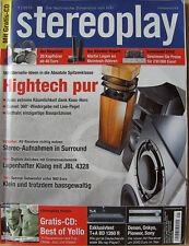 STEREOPLAY 1/10 ONKYO TX NR 3007, PIONEER SC LX 72, JBL LSR 4328 P Pak, AKG 514