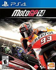MotoGP 14 - PlayStation 4 - NEW AND SEALED