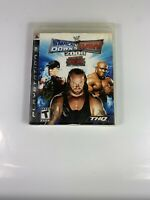WWE SmackDown vs. Raw 2008 Featuring ECW (Sony PlayStation 3, 2007) Disc only
