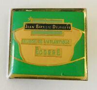Jean Baptiste Delpierre Saumon De L'atlantique Ecosse Badge Pin (G4)