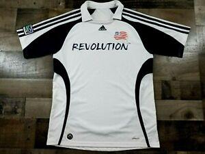 NEW ENGLAND REVOLUTION Jersey Adidas Youth XL