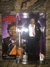 NECA TEXAS CHAINSAW MASSACRE PART 2 ACTION FIGURE CLOTHED REEL TOYS