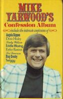 Mike Yarwood Confession Album by Yarwood, Mike Hardback Book The Fast Free