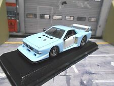 LANCIA Beta Montecarlo Test Testcar DRM Heyer blau weiss 1979 Best 1:43