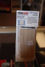 HO Reiten Models RMH33008 - Plywood Loads, Includes 16 4'x8' Plywood Stack - NIB