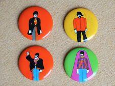 Beatles Memorabilia Pocket Mirror Taschenspiegel Yellow Submarine USA 1968