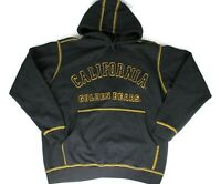 Champs Cal Golden Bears UC Berkeley California XL Hooded Sweatshirt Hoodie EUC