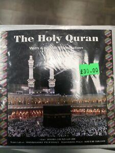 Holy Quran CD Set English Translation