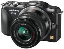 Panasonic DMC-GF5K Fotocamera Digitale 12mp con Obiettivo 14-42 mm display 3""