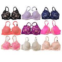 Victoria's Secret Bra Body By Victoria Lined Demi Lace Vs Nwt New Victorias Vs