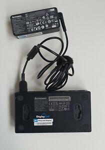 Lenovo Model DK1523 SD20H10908 Typ 40A8 + AC Adapter ADLX45NLC3A 45N0491 RE*X