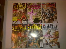 DC Comics JSA Strange Adventures #1 to 6 Complete Mini Series