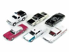 AUTO WORLD 1:64 RACING CHAMPIONS MINT 2017 RELEASE 1 SET A 6 DIECAST CAR RC003A