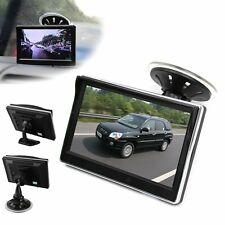 "5"" TFT LCD Color Car Rear View Monitor Parking for Reverse Backup Camera DVD VCD"