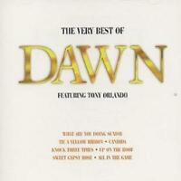 Dawn Featuring Tony Orlando : The Very Best Of Dawn: FEATURING TONY ORLANDO CD